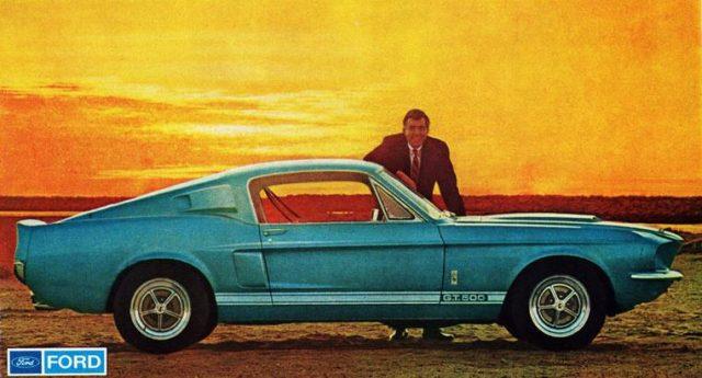1967 1970 Shelby GT500 Horsepower Memories