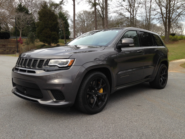 2018 Jeep Grand Cherokee Trackhawk (8) Use