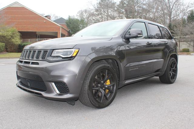 2018 Jeep Grand Cherokee Trackhawk HR (40)Use
