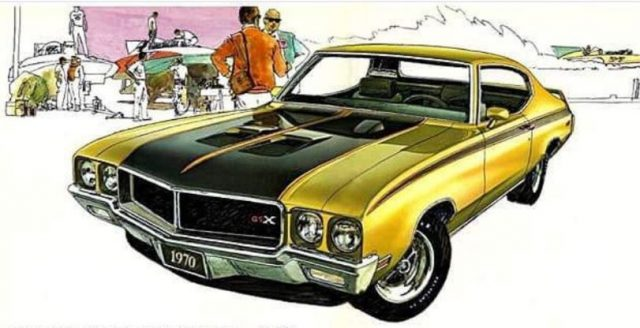 1970 buick gsx \u2013 horsepower memories1970 Buick Gsx Muscle Car #20