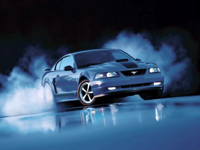 2004 ford mustang 40th anniversary edition horsepower