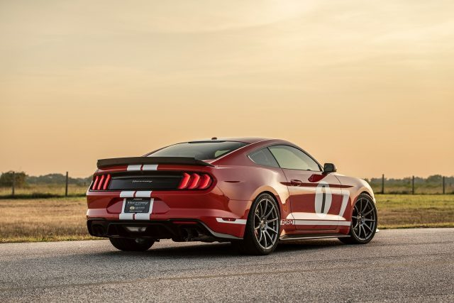 Thats Because The Special Edition Ford Gt Served As Inspiration For The Hennessey Heritage Mustang