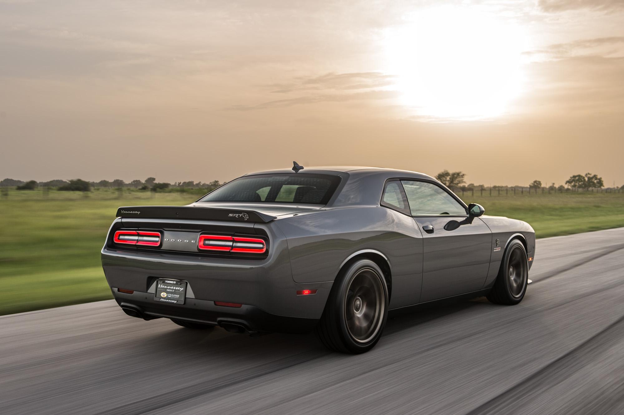 Dodge Challenger Hellcat Hennessey#1