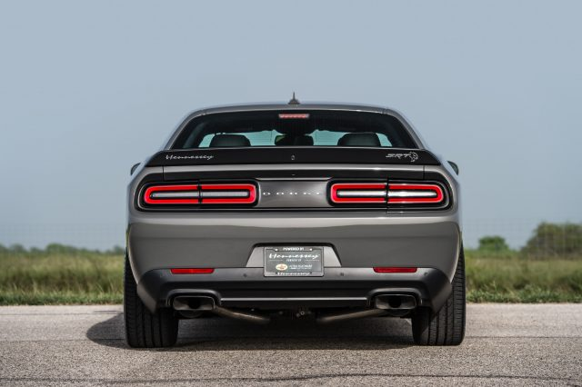 Dodge Challenger Hellcat Hennessey#5