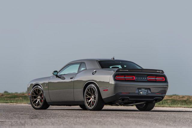 Dodge Challenger Hellcat Hennessey#8