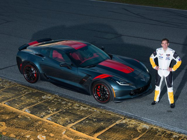 Corvette Racing driver Oliver Gavin stands by his own special ed