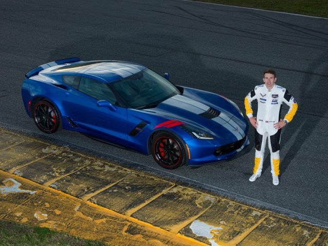 Corvette Racing driver Tommy Milner stands by his own specialed