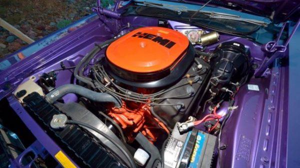 1970 Dodge Challenger Hemi Convertible – 2019 Mecum Phoenix Auction