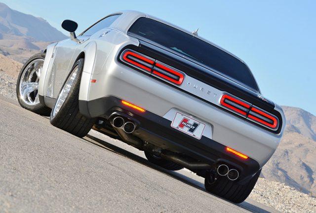 2018 Dodge Challenger Hurst Heritage 50th Anniversary#4