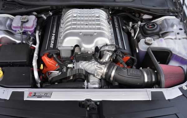 2018 Dodge Challenger Hurst Heritage 50th Anniversary#5