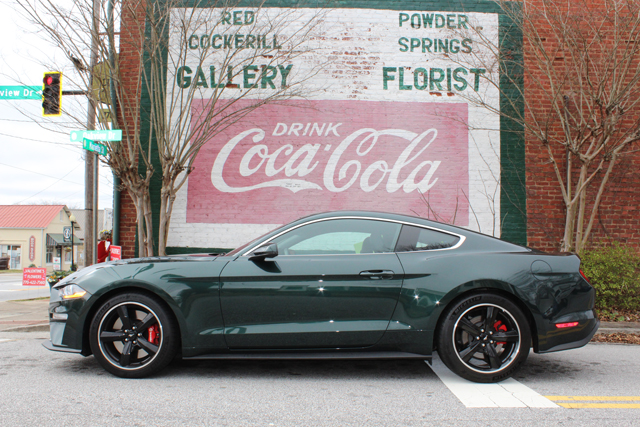 2019 Ford Mustang Bullitt Edition First Drive And Review