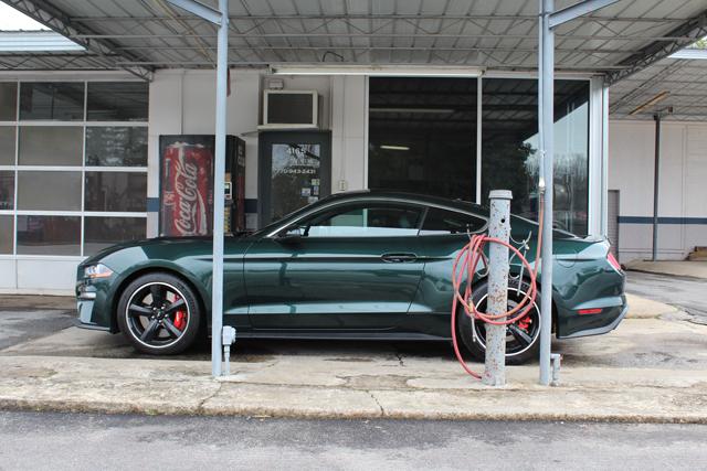 2019 Ford Mustang Bullitt Edition(94)