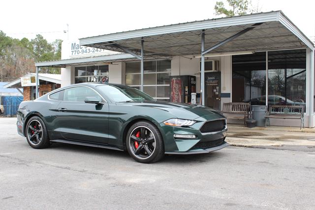 2019 Ford Mustang Bullitt Edition(97)