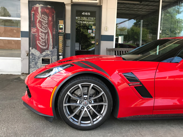 2019 Chevrolet Corvette Grand Sport(128)