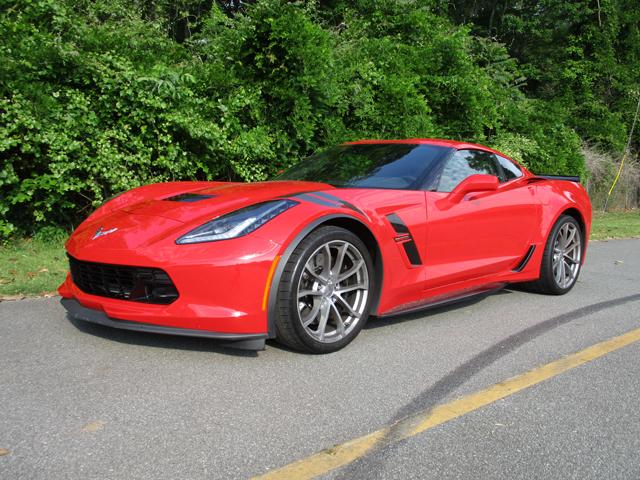 2019 Chevrolet Corvette Grand Sport(6)