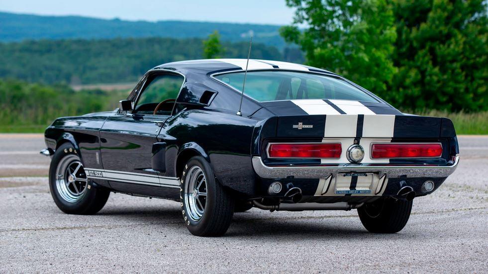 1967 Shelby GT500 Mecum Denver 2019#3