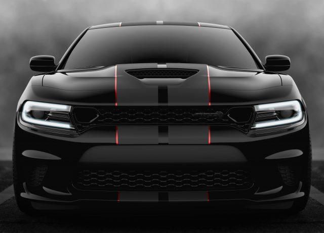2019 Dodge Charger SRT Hellcat OctaneEdition