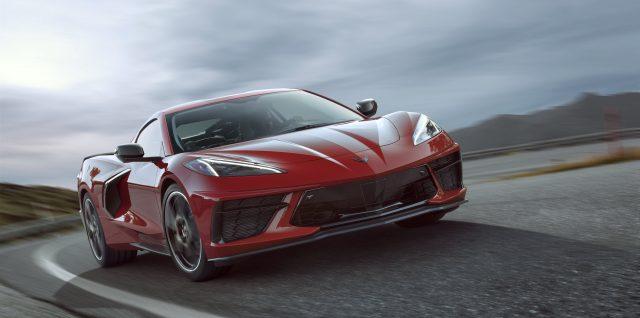 2020 Chevrolet CorvetteStingray
