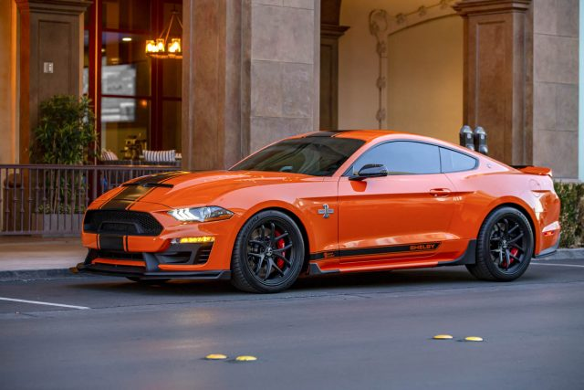 2020 Ford Shelby GT500 Bold Edition #2