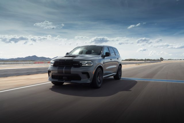 Dodge Durango SRT Hellcat: Dodge//SRT Introduces the MostPowerf