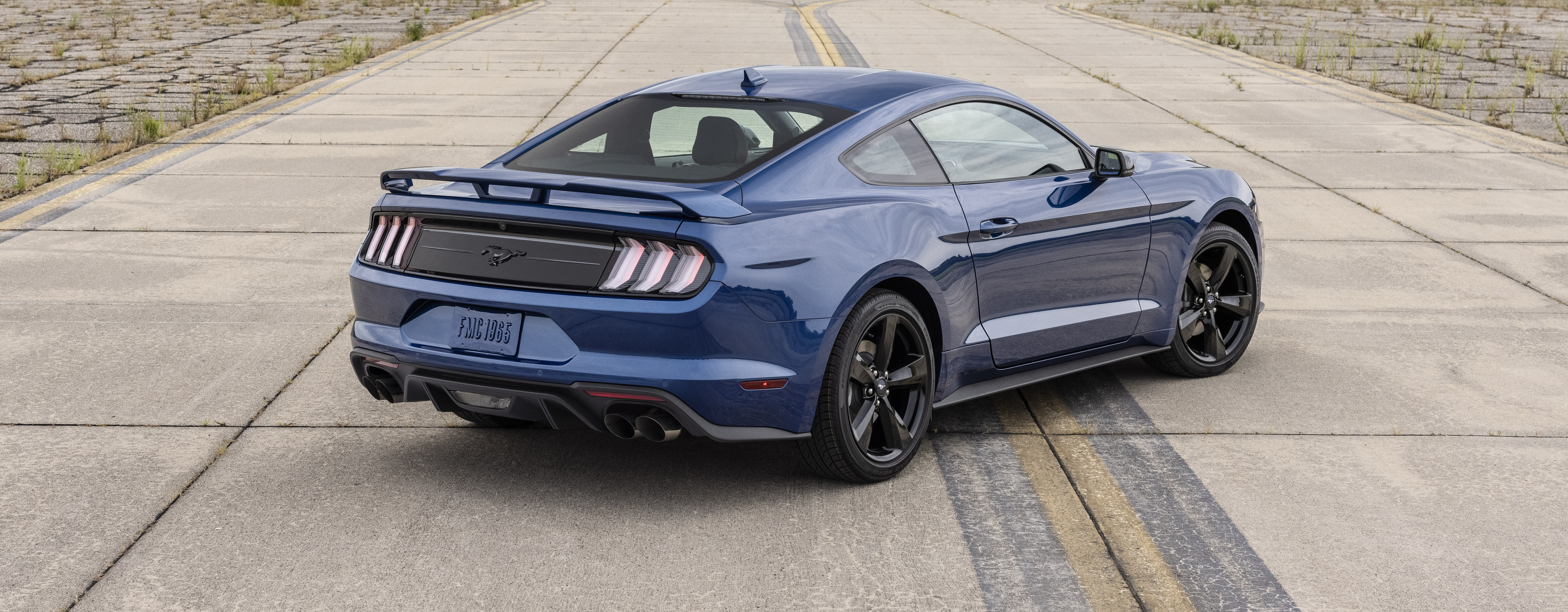 2022 Ford Mustang Stealth Edition AppearancePackage