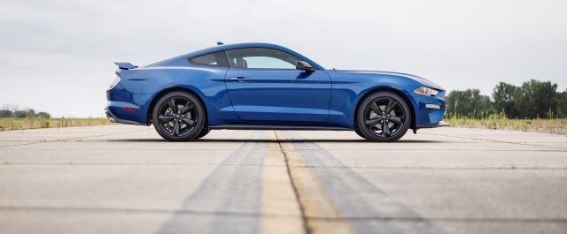 2022 Ford Mustang Stealth Edition Ford Media#4